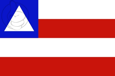 Bandera Estado da Bahia