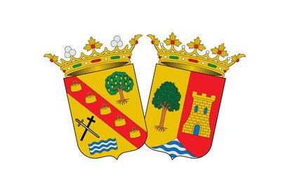 Bandera Quintanilla del Agua y Tordueles