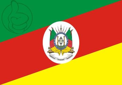 Bandera Río Grande del Sur
