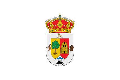 Bandera Riocavado de la Sierra