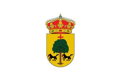 Bandera Santa Cruz de la Salceda