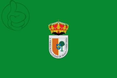 Bandera Fraga (Huesca)
