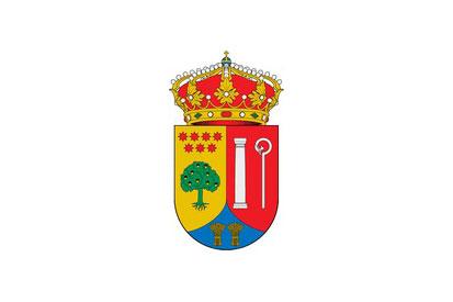 Bandera Villamayor de los Montes
