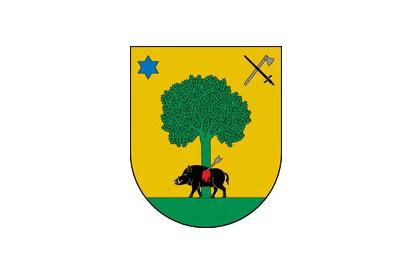 Bandera Villamiel de la Sierra