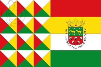 Drapeau Cabra (Córdoba)
