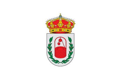 Bandera Pozuelo de Zarzón