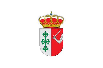 Bandera Santiago de Alcántara