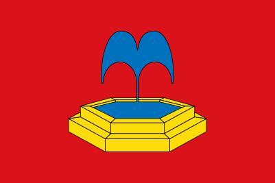 Bandera Fuente la Reina