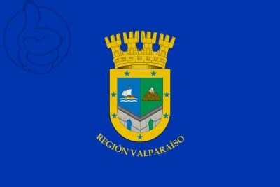 Bandera Valparaíso Region