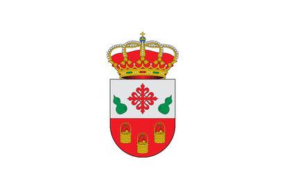 Bandera Pozuelos de Calatrava, Los