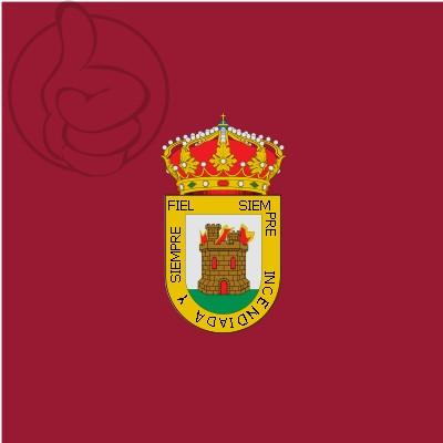 Bandera Arenas de San Pedro