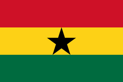 Bandera Ghana
