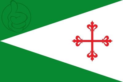 Bandera Carrión de los Céspedes