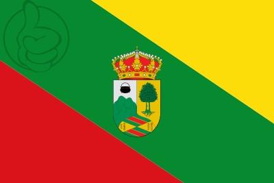 Bandera Hoyo de Manzanares