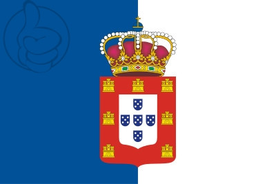 Bandera Kingdom of Portugal (1139-1910)