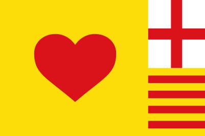 Bandera Corçà