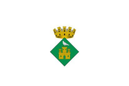 Bandera Santa Coloma de Farners