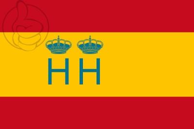 Bandera Servicio de Vigilancia Aduanera