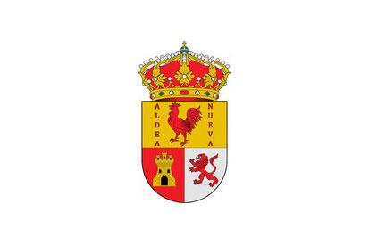 Bandera Aldeanueva de Guadalajara