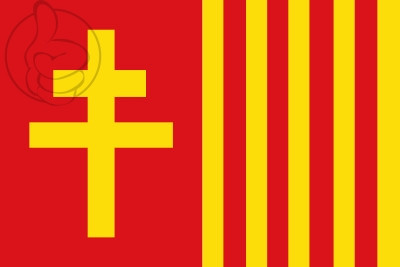 Bandera Besalú