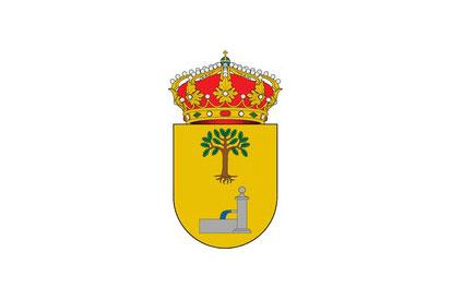 Bandera Villanueva de Argecilla