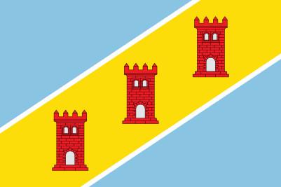 Bandera San Miguel del Cinca
