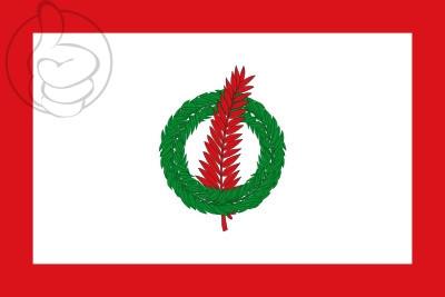 Bandera Santa Perpetua de Moguda