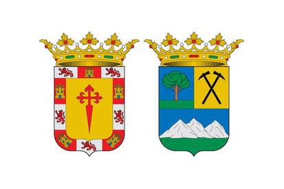 Drapeau Santiago-Pontones