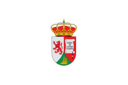 Bandera Castrocalbón
