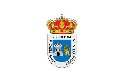 Bandera Pola de Gordón, La