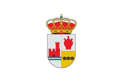 Bandera Santa Elena de Jamuz