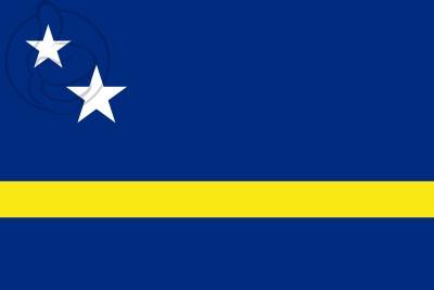 Bandera País de Curazao (Curasao)