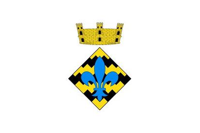 Bandera Vilanova de Bellpuig
