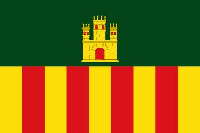 Bandera Cubellas