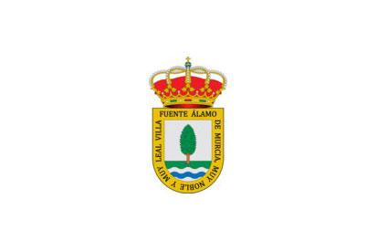 Bandera Fuente Álamo de Murcia