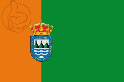Bandera Gádor