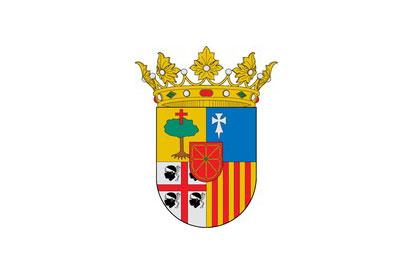 Bandera Petilla de Aragón