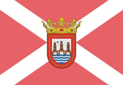 Bandera Puente la Reina/Gares