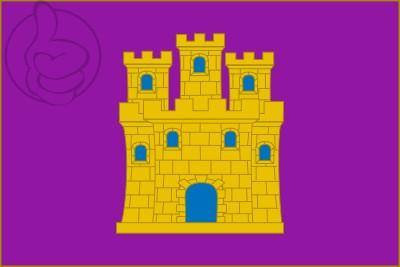 Bandera Castellanismo