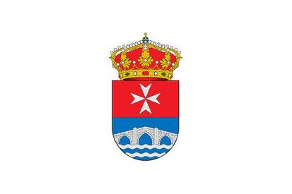 Bandera Pobra de Trives, A