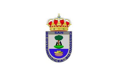 Bandera San Cristovo de Cea