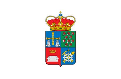 Bandera San Martín del Rey Aurelio