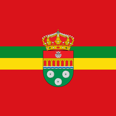 Bandera Calzada de los Molinos