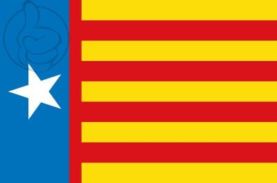 Bandera Estrelada valencianista