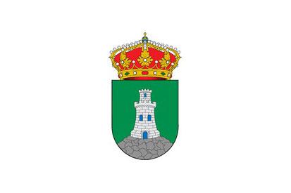 Bandera Castrejón de la Peña