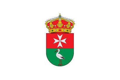 Bandera Población de Campos