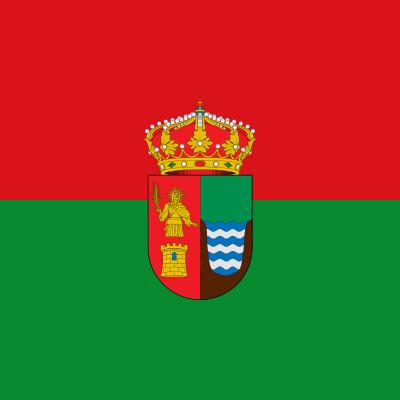 Bandera Santervás de la Vega