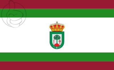 Bandera Hinojos