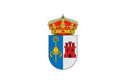 Bandera Aldea del Obispo