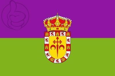 Drapeau Valdepeñas de Jaén